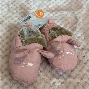 Baby moccasins 6-12 months